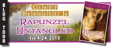 Rapunzel Blog Tour Banner